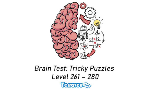 Brain Test Tricky Puzzles level Level 261 – 280